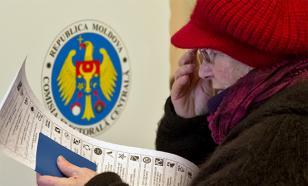 """Молдаване разочаровались в """"европейской мечте"""""""