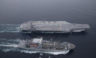 Два атомных реактора AB1 авианосца USS Gerald Ford способны обеспечить электричеством город