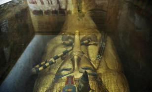 В Долине царей нашли гробницу жены Тутанхамона?