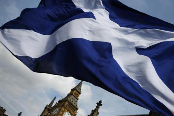 Политолог оценил роль Шотландии в брексите