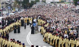 Руслан Бортник: Во время Крестного хода на Украине возможны акты индивидуального террора