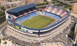 """""""Атлетико"""" начал работы по сносу старого стадиона"""