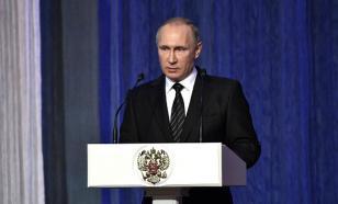 Президент поручил спецслужбам усилить меры безопасности в российских учреждениях за рубежом