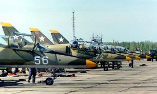 На Украине разбился военный самолет, пилоты погибли