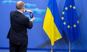 Украина: В Европу без виз и без штанов
