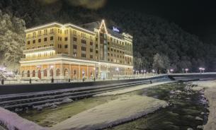 """Курорт """"Роза Хутор"""" открыл продажи ски-пассов и отелей на сезон """"ЗИМА-2020"""""""