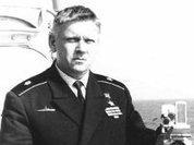 """Легендарный командир атомной подлодки """"К-137"""""""