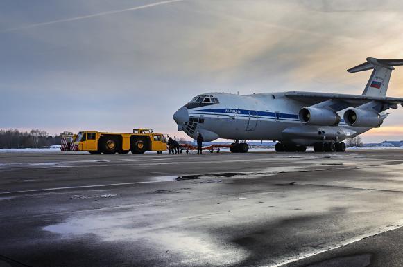 Модернизированный Ил-76МД-М поступит в Минобороны до конца января