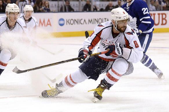 Александр Овечкин установил новый личный рекорд в НХЛ