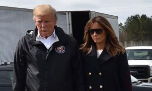 """Трамп раскритиковал американские СМИ за находку """"двойника"""" первой леди"""
