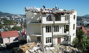 Глава Кубани заявил о большом размахе самовольного строительства в Сочи