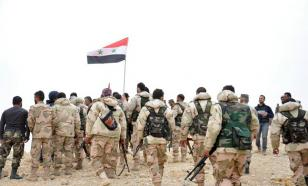 Сирийская армия разгромила группировку ИГ*  у города Ганем-Али