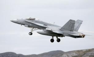 Из-за самолетов РФ ВВС Финляндии подняли в небо свои истребители