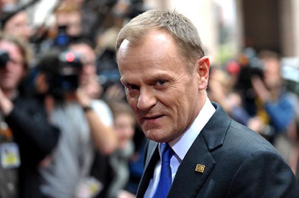 Глава Евросовета Туск предложил принять в G8 Украину, а не Россию