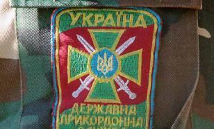 Украинских пограничников избили в Мариуполе за русское меню