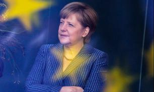 В Германии сформировался культ личности Меркель