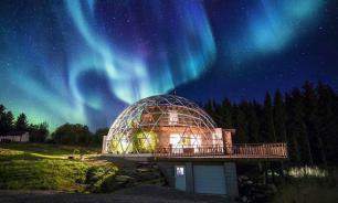 Дом под стеклянным куполом, или Осуществленные мечты одного норвежца