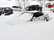 Зима в Россию в кои веки пришла нежданно
