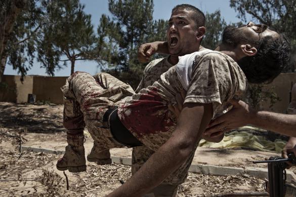 Будет ли Россия спасать Ливию?