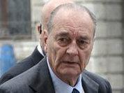 Жак Ширак - очень необычный президент