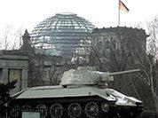 В ФРГ идет битва за советский мемориал