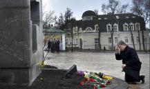 Порошенко потребовал от России покаяния за голодомор