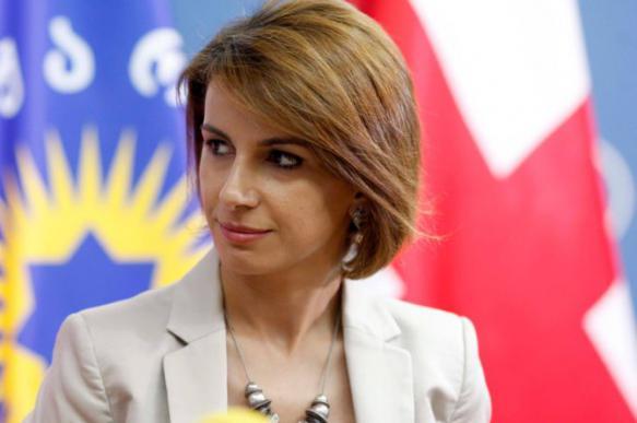 """В Тбилиси назвали Россию """"врагом"""", который держит Грузию """"в напряжении"""""""