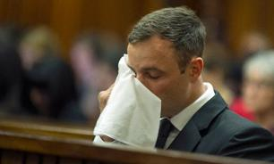 Оскар Писториус вышел из тюрьмы после года заключения
