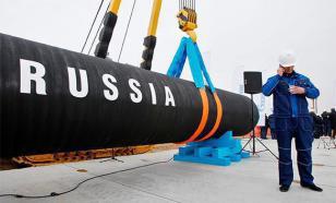 """Газпром"" установил рекорд экспорта в дальнее зарубежье"