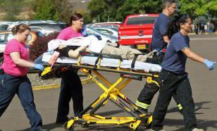"""Четыре человека получили огнестрельные ранения во время чемпионского парада """"Торонто"""""""