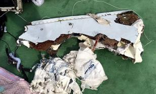 Египетский A320: Все-таки взрыв