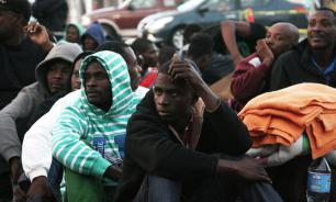Europa Press: мигранты с боем прорвались через границу анклава Испании