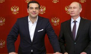 Россия  поддержит  восстановление экономики Греции