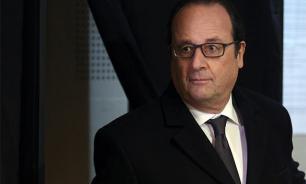 Франсуа Олланд экстренно возвращается в Париж