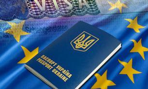 Украина — россиянам: предъявите биометрический паспорт, визу, регистрацию, явки, пароли...