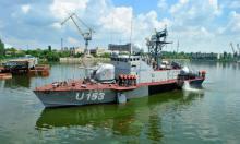 Единственный ракетный катер Украины остался без ракет