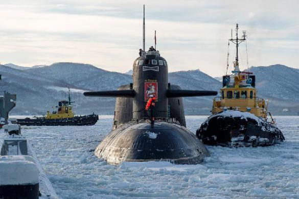 Российский флот лишится легендарных подводных крейсеров