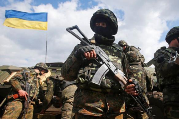 Украина вновь сорвала операцию по разведению сил в районе Золотого