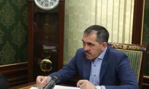Евкуров заявил, что принял решение об отставке обдуманно и самостоятельно