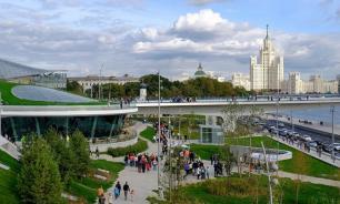 Москва опередила мегаполисы мира по числу парков