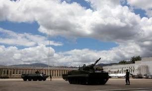 Полковник сухопутных войск Венесуэлы признал временного президента