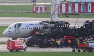 Пилот: катастрофа с Superjet-100 вызывает много вопросов