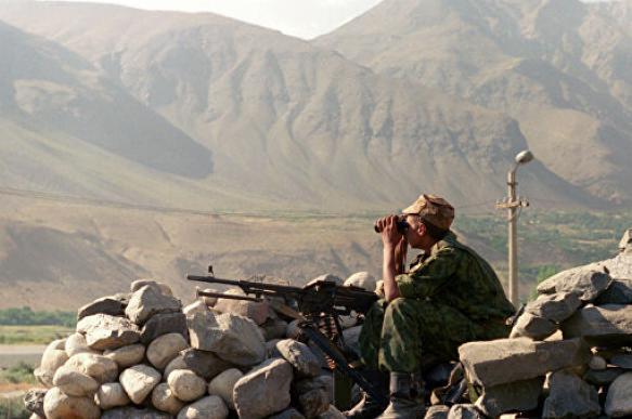 В перестрелке у границы Таджикистана с Киргизией погибли четверо солдат