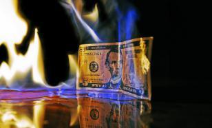 Центробанк готовится к суперкризису или запрету доллара?