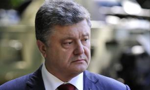 Порошенко намерен вернуть Донбасс в течение года