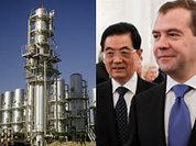 Газовые тернии России и Китая