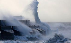Угрозы цунами в Японии после землетрясения нет