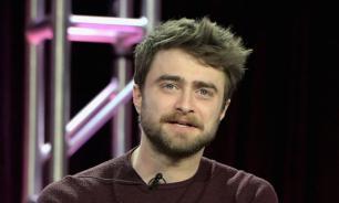 """Дэниел Рэдклифф рассказал об алкогольной зависимости во время съемок """"Гарри  Поттера"""""""
