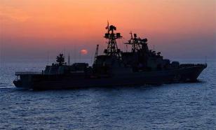Российское судно пришло на помощь украинским морякам в Средиземном море