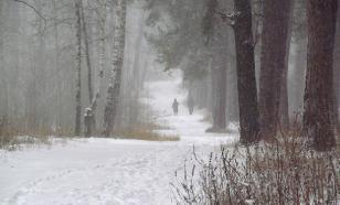 Зима в России продлится до конца марта